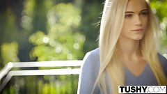 Bokep TUSHY First Anal For Beautiful Blonde Alex Grey